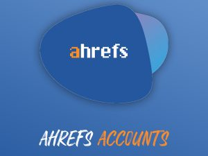Buy Ahrefs Accounts