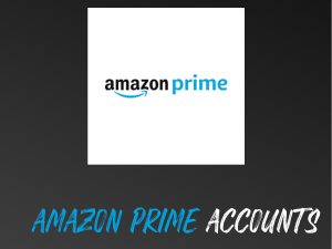 buy amazon prime accounts