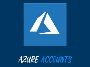 Buy Azure Accounts