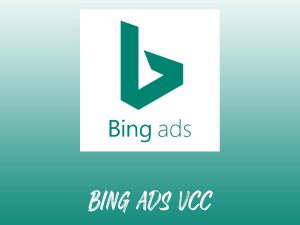Buy Bing Ads VCC