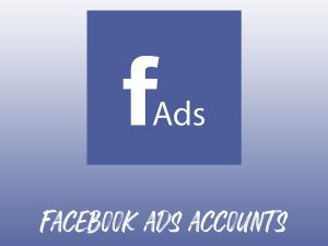 Buy Facebook Ads Account