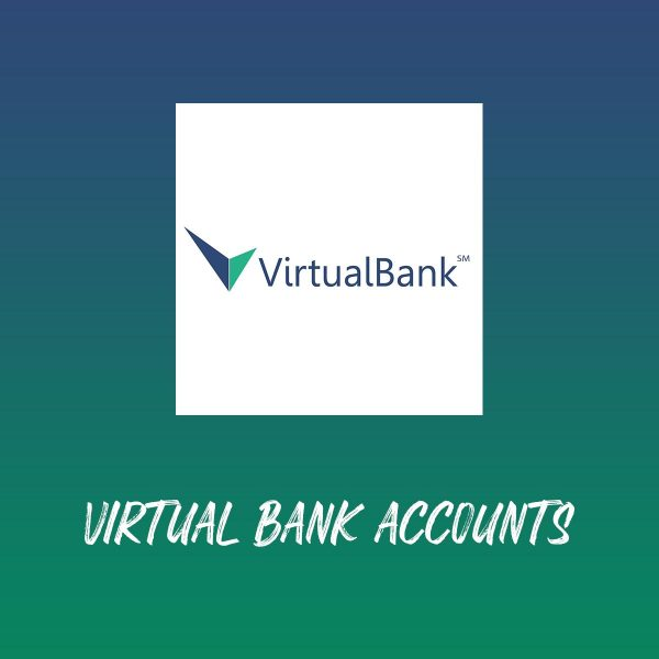 Buy Virtual Bank Accounts