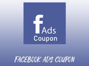 Buy Facebook Ads Coupon