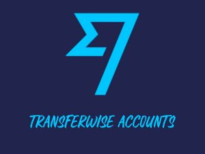 Buy TransferWise Accounts